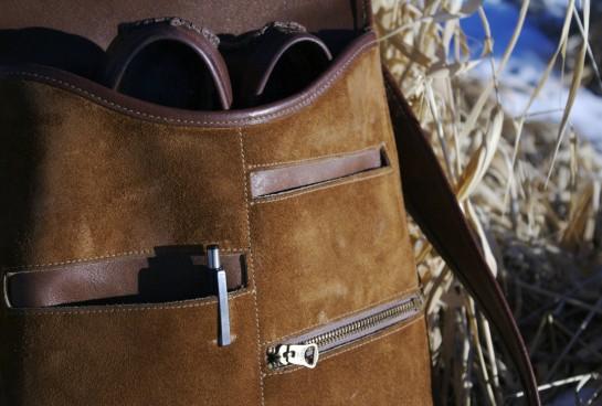 vintage suede Meyer's Bonnie Cashin purse, Bonnie Cashin Coach, Hazel Cox, zebra pen, Frye, leather loafers
