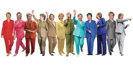 Hillary Clinton, pantsuits, Hillary pantsuit