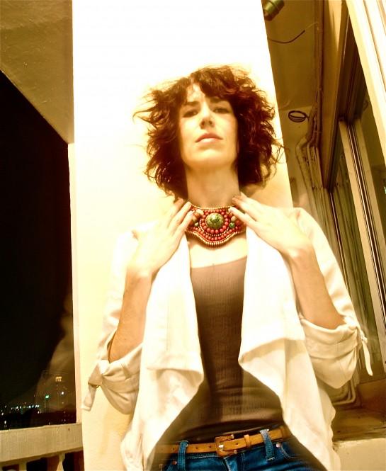 Kim Philley, Armor Bijoux, Frivolous Universe, FU, http://http://www.frivolousuniverse.com/, Bangkok, AXARA Paris, street style, Asia street style