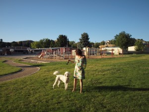 Kim Philley, dog days of summer