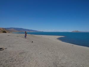Kim Philley, Pyramid Lake, Nevada