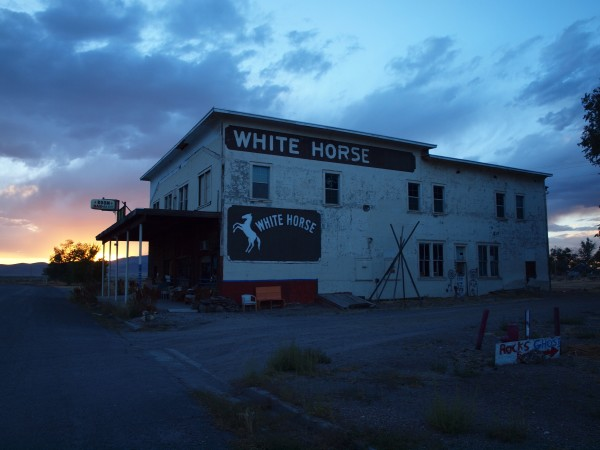 Kim Philley, White Horse, McDermitt, Nevada